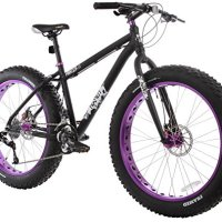 Framed Minnesota 2.0 Fat Bike Black/Purple Womens