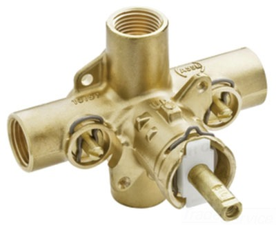 moen 62390 posi temp single handle tub shower valve only