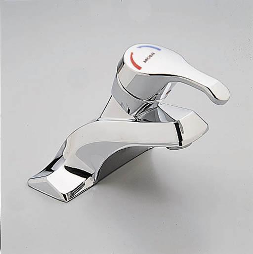 moen 8430 commercial single handle lavatory faucet chrome