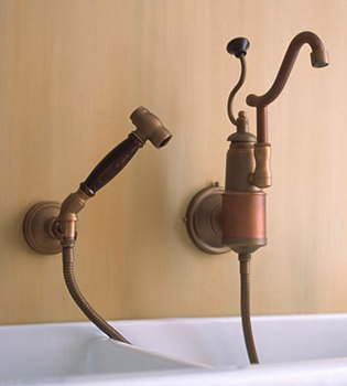 wall mount kitchen faucets at faucet depot
