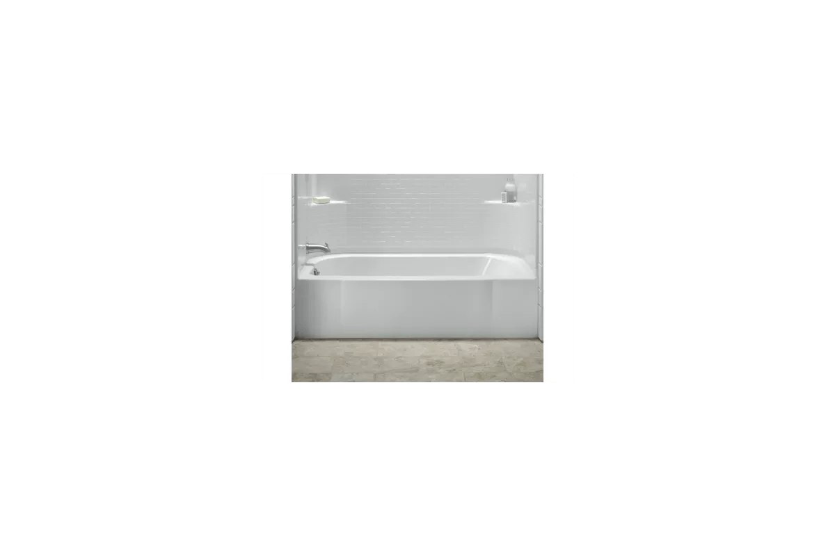 Sterling 0 White Accord 60 X 30 Bath Right
