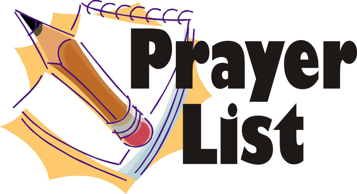 Image result for prayer list