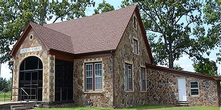 Guy Church of Christ, Faulkner County, Arkansas