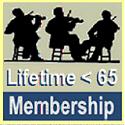 Lifetime Under 65 Membership