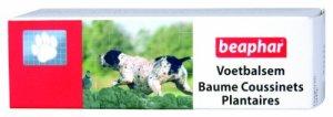 Beaphar – Baume pour les coussinets plantaires, soin des pattes- chien et chat – 40 ml