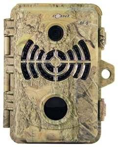 Spypoint Caméra de Surveillance pour Chien Modèle BF-8 Infrarouge LED Noir Invisible