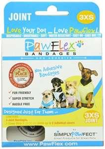 Pawflex bandages Bandage de joint pour animaux de compagnie