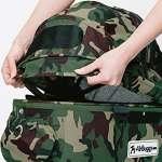 'airbuggy «Dome 2Taille: S/M Poussette pour chien compatible petst Roller Siège auto Sac de transport pour chien aluminium Luxe Marron Taupe 3en 1Haute Qualité avec pluie incluse