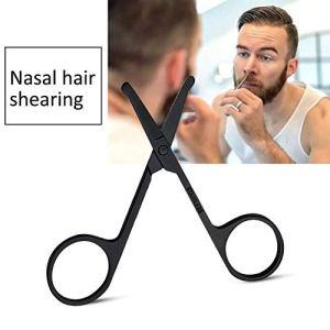 1 coupe-poils ronds unisexe pour le nez – Petits ciseaux