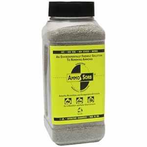 AMMOSORB Eco Ammoniaque Odeur Eliminator Désodorisation Granules: 50 kg.