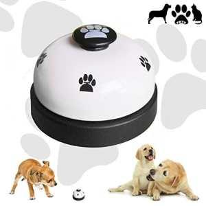 CUKCIC Cloche d'apprentissage De Animal Pet Domestique Sonnettes Pour Chien Chat Formation Communication Domestication