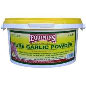 Equimins – Equimins Garlic Powder 1kg Tub