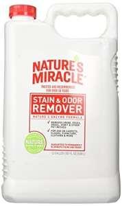 Nature's Miracle pour Animal Domestique Détachant et désodorisant spécial, 1–1/2-gallon