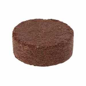 Substrat en fibre de coco pour reptiles – Pour terrariums