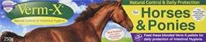 Verm-X Granulés pour chevaux et poneys 1,5kg