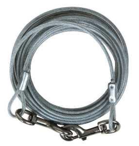 Aspen Pet Tieout Câble, 20pieds par Cidre Mills