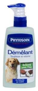 Phytosoin – 095144 – Chiens – Baume Démêlant – Pompe Dispenseur – 150 ml