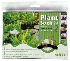 Velda, housse de culture pour bassin d'agrément, Plant Sock, 10 x 80 cm, 127594