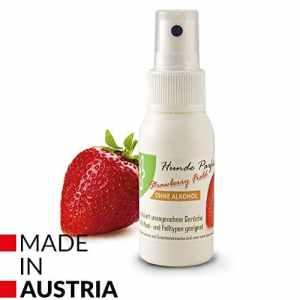 4yourpet Strawberry Field Parfum pour Chien 50 ML