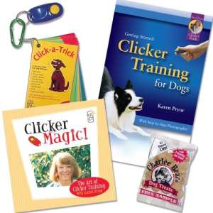 Karen Pryor, Getting Started : Clicker Training Kit pour Chiens Plus