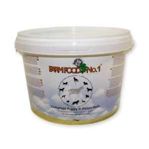Rawhide Lait Complet pour Chien 1,5 kg
