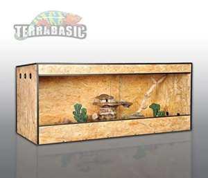 TerraBasic RepCage 150x60x60, aération latérale