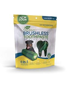 Ark Naturals Breathless Brushless Dentifrice pour Grand Chien – 510,3 Gram