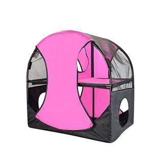 Sharon zhou Tente de Jeu multifonctionnelle d'animal familier de Tunnel de Tunnel de Double Couche de Chat pour l'usage d'intérieur et extérieur