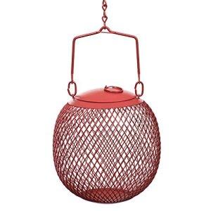 «Perky-Pet» RSB00343 Boule mangeoire à Oiseaux Rouge