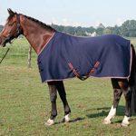 Harry's Horse 32200093-05195 Couverture en Jersey Noir Taille L