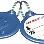 PetMate Disque d'Identification pour Chatière Elite Cat Mate