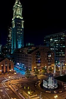 Custom House - Boston, MA