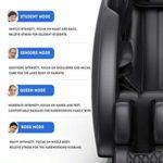 canapé ZLJ-Paresseux canapé ZLJ-Fauteuil de Massage Électrique Automatique à la Maison Capsule Pétrissage Multifonctionnel