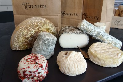 Goats cheeses for all occasions