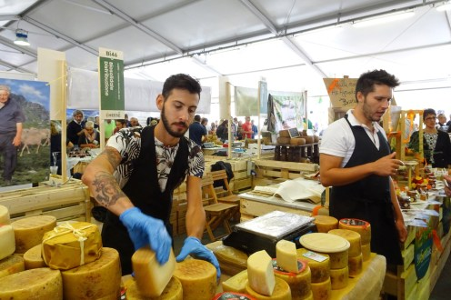 Piedmont's Slow Food Festival