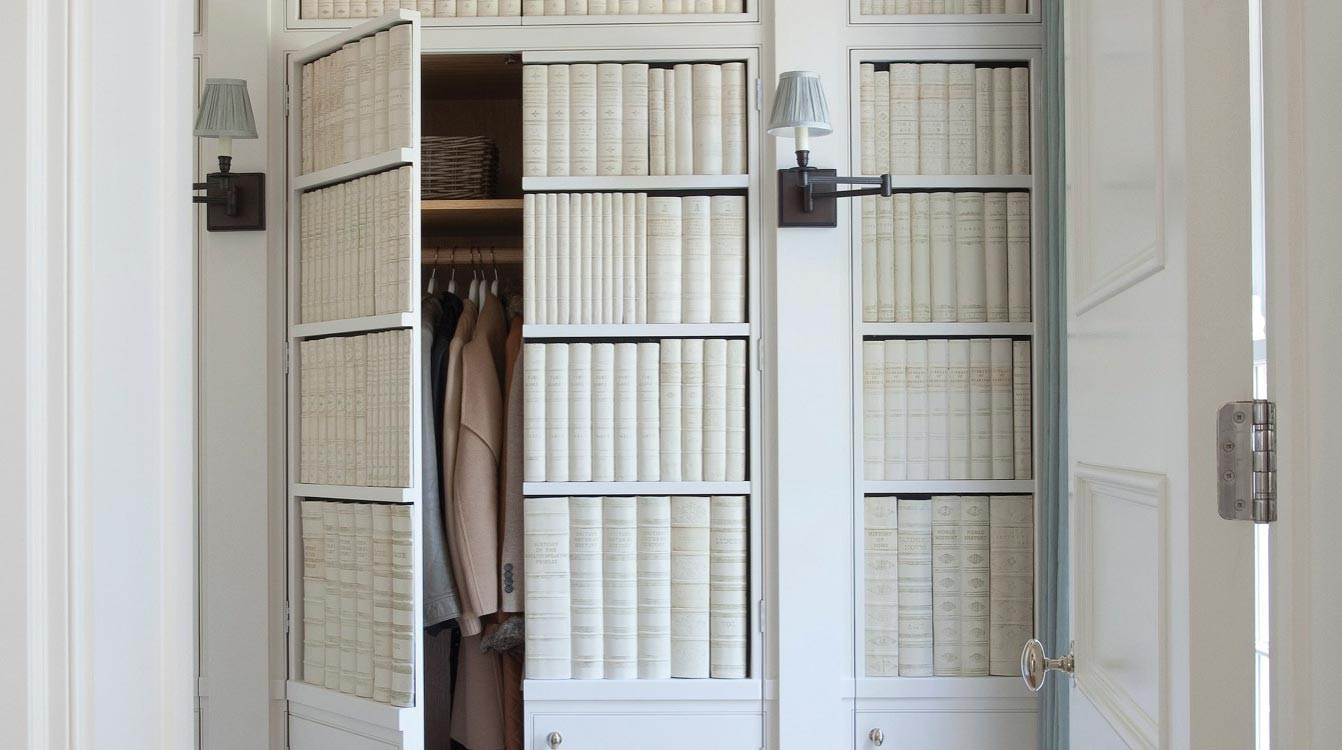 Secret Doors For Hidden Rooms Wardrobes Cupboards Faux