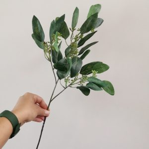 faux seeded eucalyptus