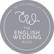 English wedding blog featured