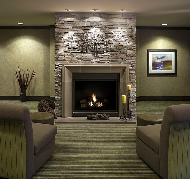 Faux Stone Fireplaces The Blog On Cheap Faux Stone Panels