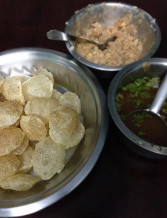 phuchka recipe