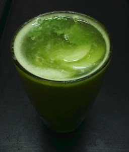 Green juice drink