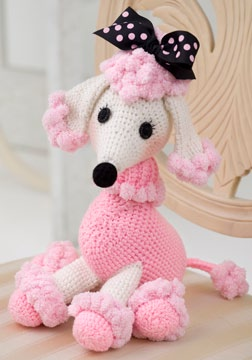 Caniche Crochet