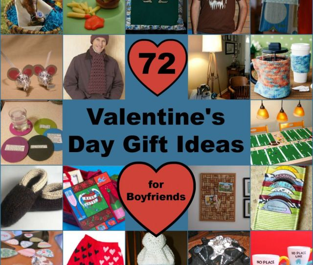 Romantic Gift Ideas For Boyfriend Valentines Day