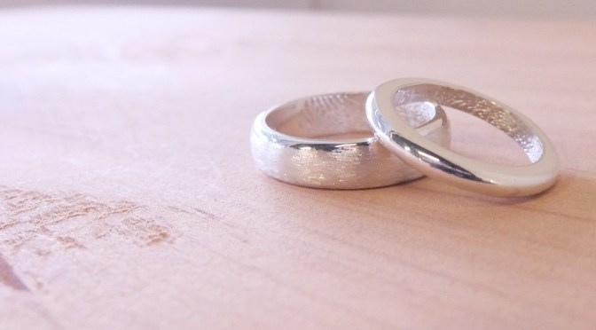 The Rising Popularity of White Gold Ring Designs