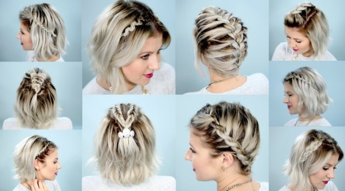 Seven Hairstyles for Your Short Hair