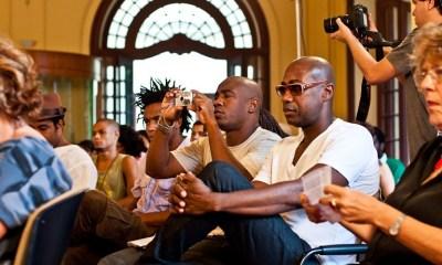 A Universidade das Quebradas produz conhecimento através do encontro e diálogo entre a comunidade acadêmica brasileira e produtores de cultura e artistas da periferia. Foto: Bira Soares / Universidade das Quebradas.