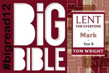 BigRead12: Mark for Lent