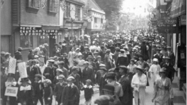 Faversham Town Civic Service