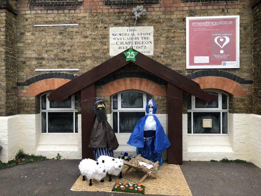 Nativity Displays