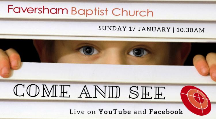 Sunday Worship 17 January 2021